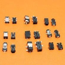 Conector de alimentación para tableta PC, 9 modelos, toma de ordenador CC 2,5*0,7 0,7mm