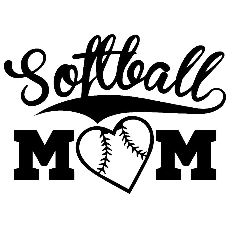 List of Synonyms and Antonyms of the Word: softball decals
