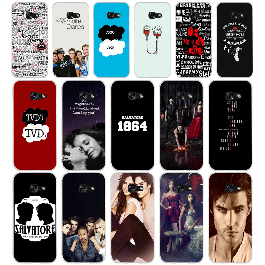 cover samsung s9 the vampire diaries