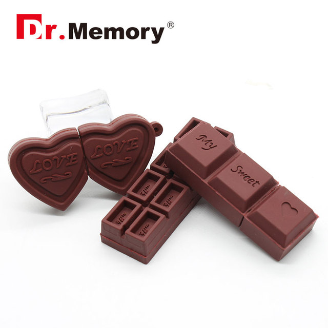 Silicone Food Shaped USB Memory Card