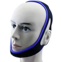 Anti Snore Chin Strap Adjustable Anti-Snoring Belt Deep Sleep For Men Women Stop Snoring Headband Nasal Snoring Grunting CCP056 silence anti snoring