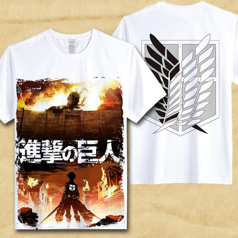 HTB1Bi0LPFXXXXXNXFXXq6xXFXXXp - Japanese Anime T Shirt Men attack on titan shirt boyfriend gift ideas