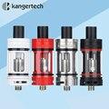 100% Original Kanger Toptank Mini Sub Ohm Tanque Atomizador 4.0 ml Recarga de Topo com Delrin Gotejamento Dica para frete grátis