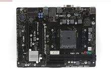 New original authentic computer motherboards for Biostar A70U3P all solid motherboard FM2 +