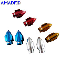 Motorcycle modification parts Supply modified common aluminum alloy valve motorcycle modified rocket valve