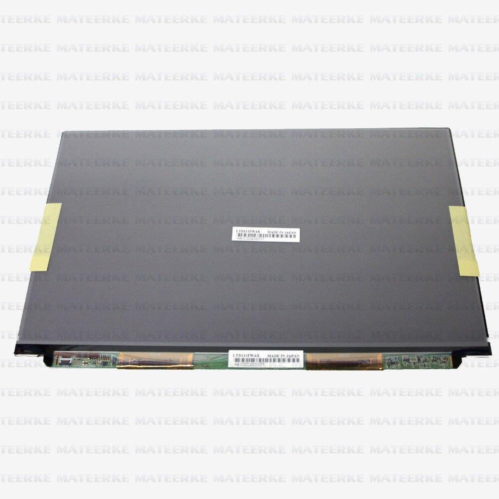 """Высокое качество 11.1 """" тонкий из светодиодов для SONY VGN-TZ серии LTD111EWAX LTD111EXAS 1366 X 768, Бесплатная доставка"""