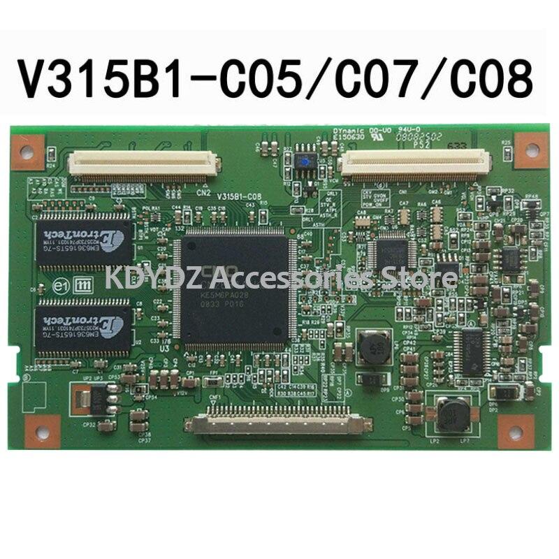 Free Shipping  Good Test  T-CON Board For V315B1-C08 V315B1-C05 V315B1-C07 KLV-32S400A/32G480AG