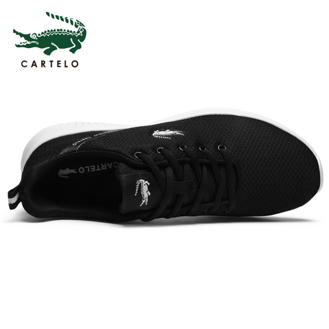 CARTELO 2019 New Mesh Couple Casual Shoes Men Women Comfortable Men Shoes Lightweight Breathable Walking Sneakers Islamabad