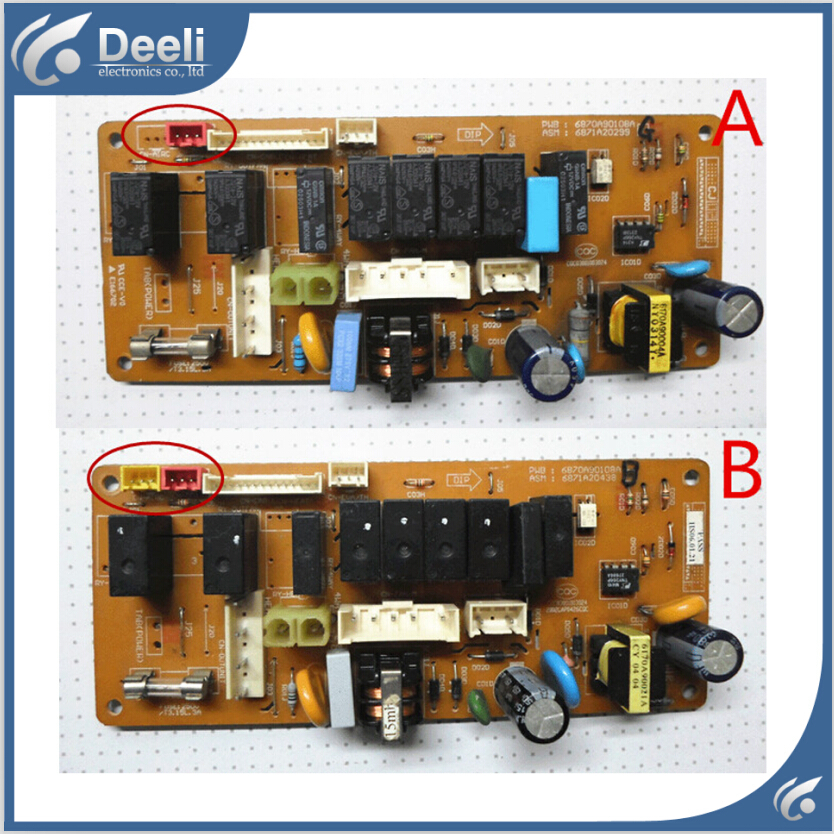 95% new good working for LG air conditioning Computer board 6870A90108A 6871A20438D LP-S7141CT/S7151CT board on sale air air twentyears 2 lp