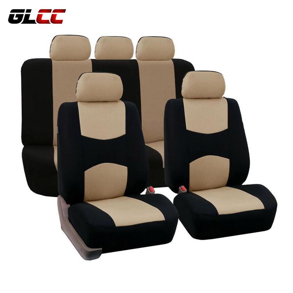 9pcs set car seat covers universal seat protector chair cover automotive accessories font b interior b