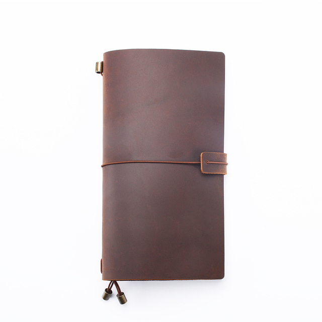 Business Accessories & Gadgets Office Accessories Leather Traveler's Notebook