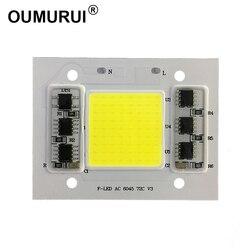 20w/30w/50w LED floodlight PANEL COB NO Need LED DRIVER AC220-230V LED bulb Lamp White6000-6500k Free Shipping 5pcs