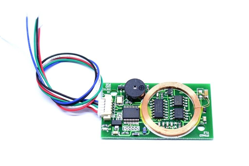 13.56Mhz 125Khz Dual Frequency 12v RFID Reader Module