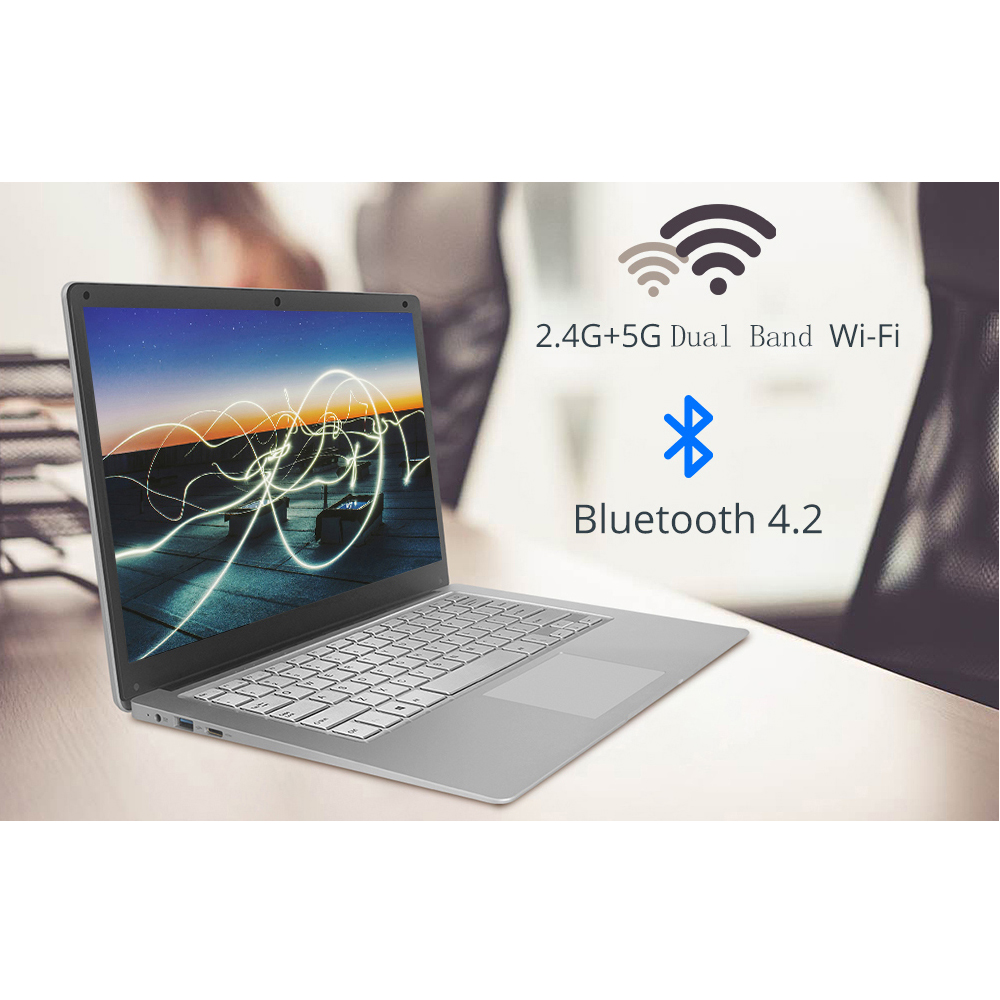 14 Inch Screen Notebook Jumper Ezbook S4 Laptop Intel Gemini Lake