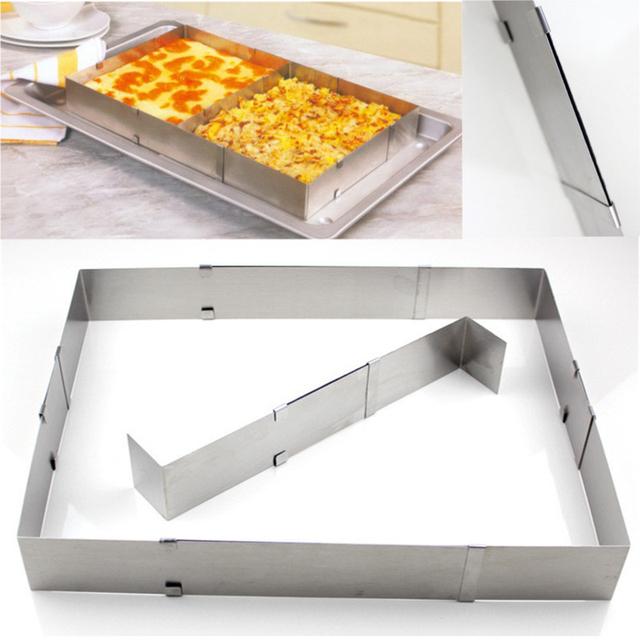 Square Adjustable Cake Cutter