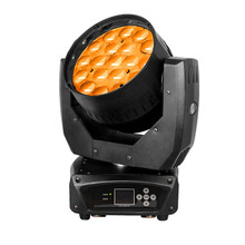 19X15W LED Zoom Moving Head Licht RGBW Wash Effect Stage Licht ing DMX Beam Party Verlichting Voor disco Bar Club Stage DJ Apparatuur(China)