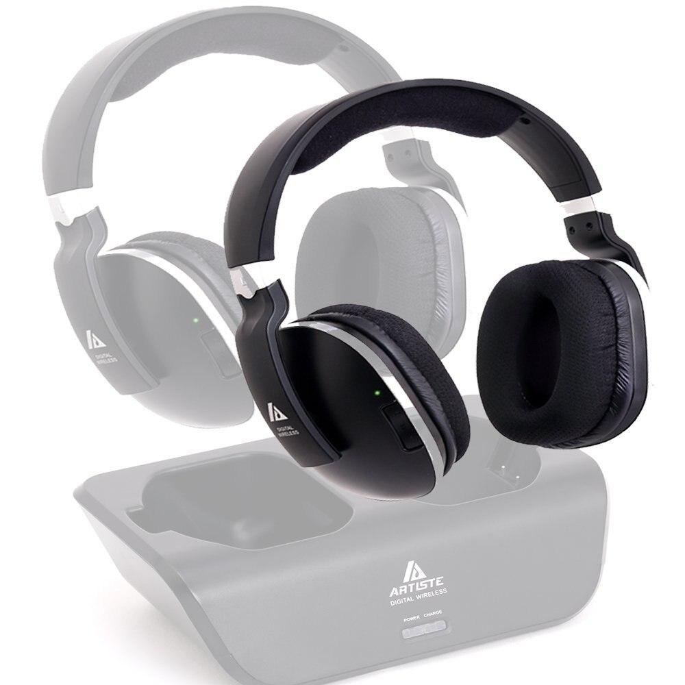 Artiste ADH302 Headphone Replacement Extra headset For Artiste ADH300 TV Headphone (No receiver)