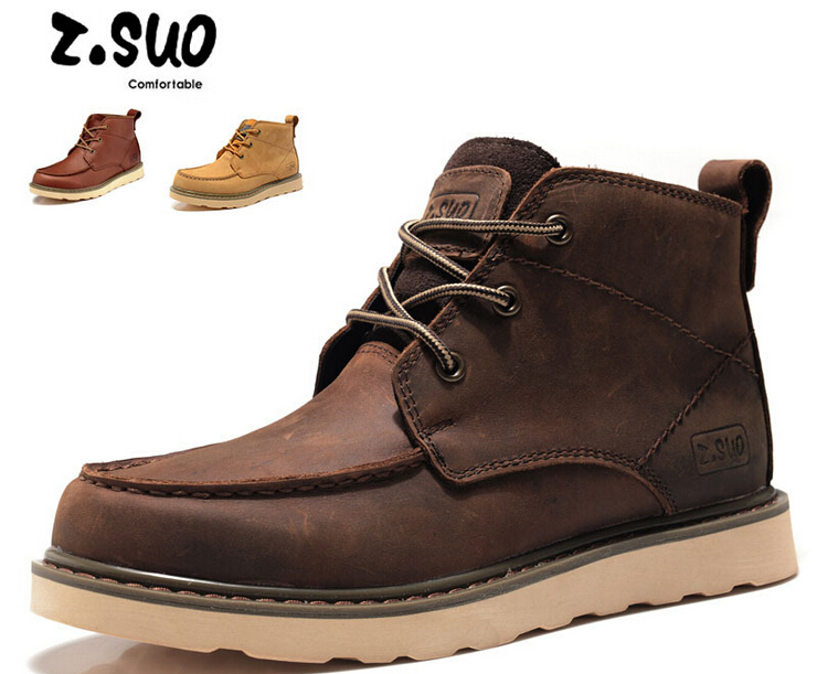 Online Buy Wholesale good work boots from China good work boots ...