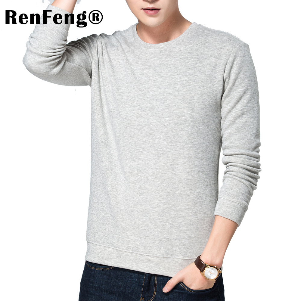 Brand New Design Men Slim Fit Elastic Cotton Undershirt Male Long Sleeve Turtleneck Thermal Shirt Mens Thermal Underwear T-shirt (1)
