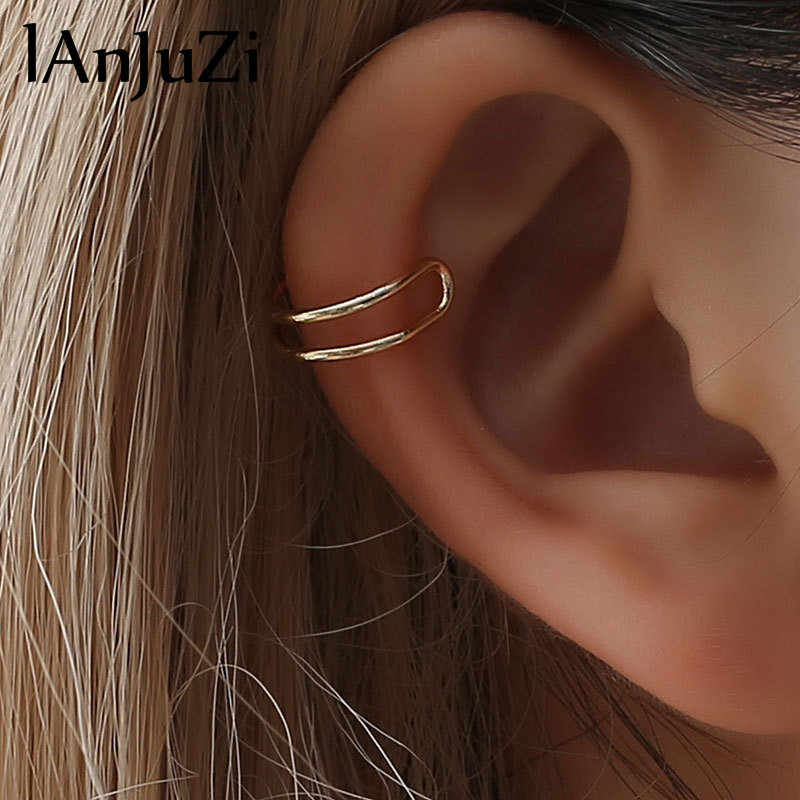 geometric no pierced ear cuff earrings for women clip on earrings no hole earcuff gothic ear cuffs clip earings