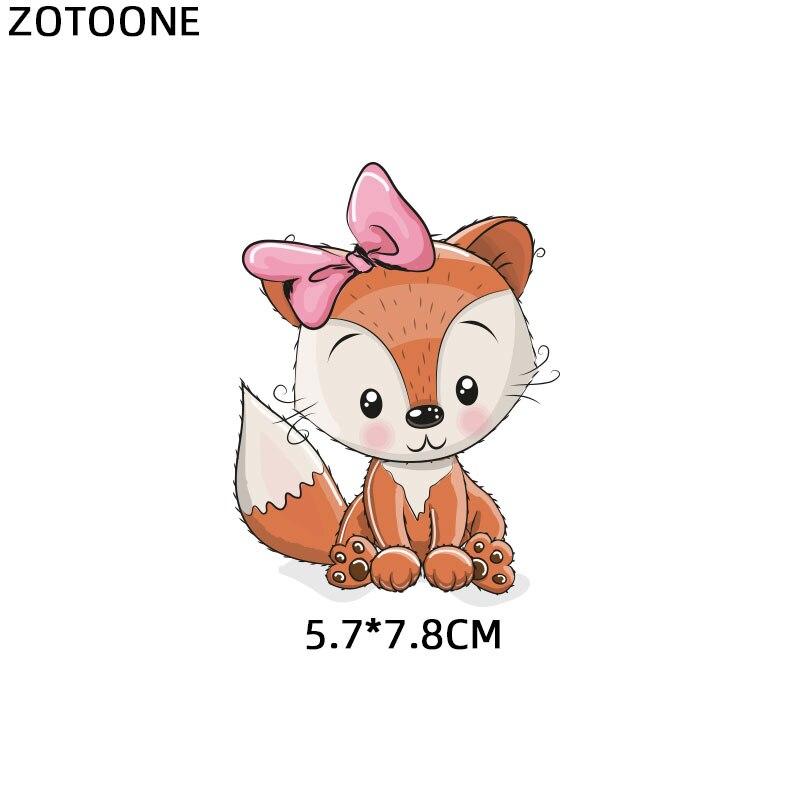 """ZOTOONE железные нашивки на одежду Diy полоски 3D аппликация """"Девочка"""" теплопередача для украшения из ткани наклейки для детей G - Цвет: 1110"""