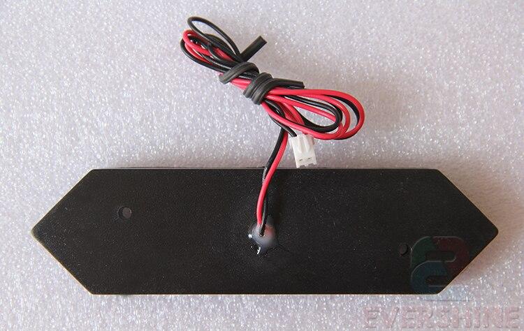 12inch 7 Seqment Modulları Qırmızı Rəng Digita Nömrələri, - LED işıqlandırma - Fotoqrafiya 3