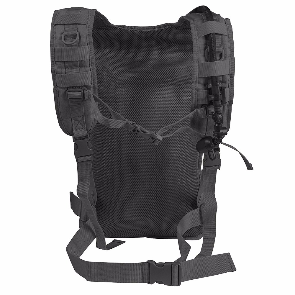Tactical Molle Hydration Carrier Pack Ракета Running Running - Спорттық сөмкелер - фото 3