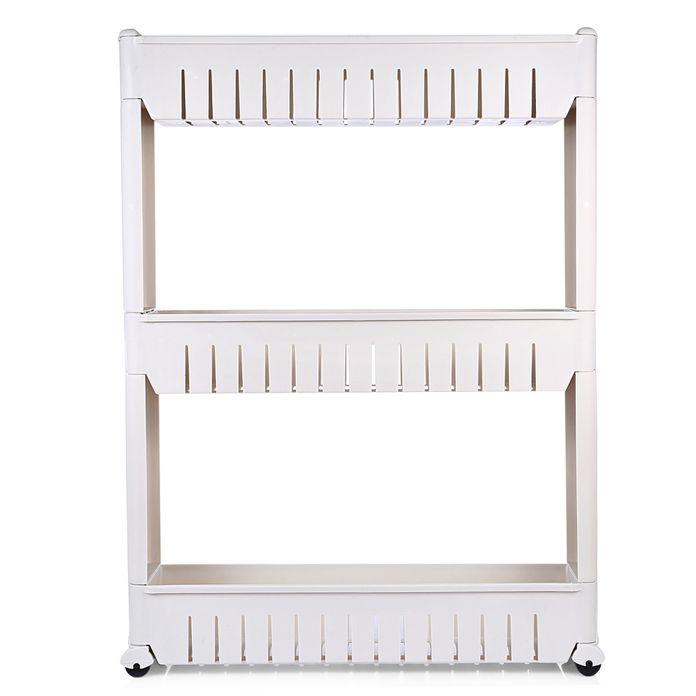 Multipurpose Shelf with Removable Wheels Crack Rack Storage Tower Rack Shelf with Wheels for Laundry Bathroom Storage Rack часникова в а легенды и мифы о животных