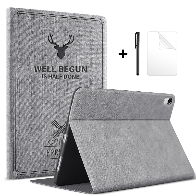 Case For IPad Pro 11 2018 Magnetic Stand PU Leather Protective Case Smart Cover Auto Sleep/Wake For IPad Pro 11