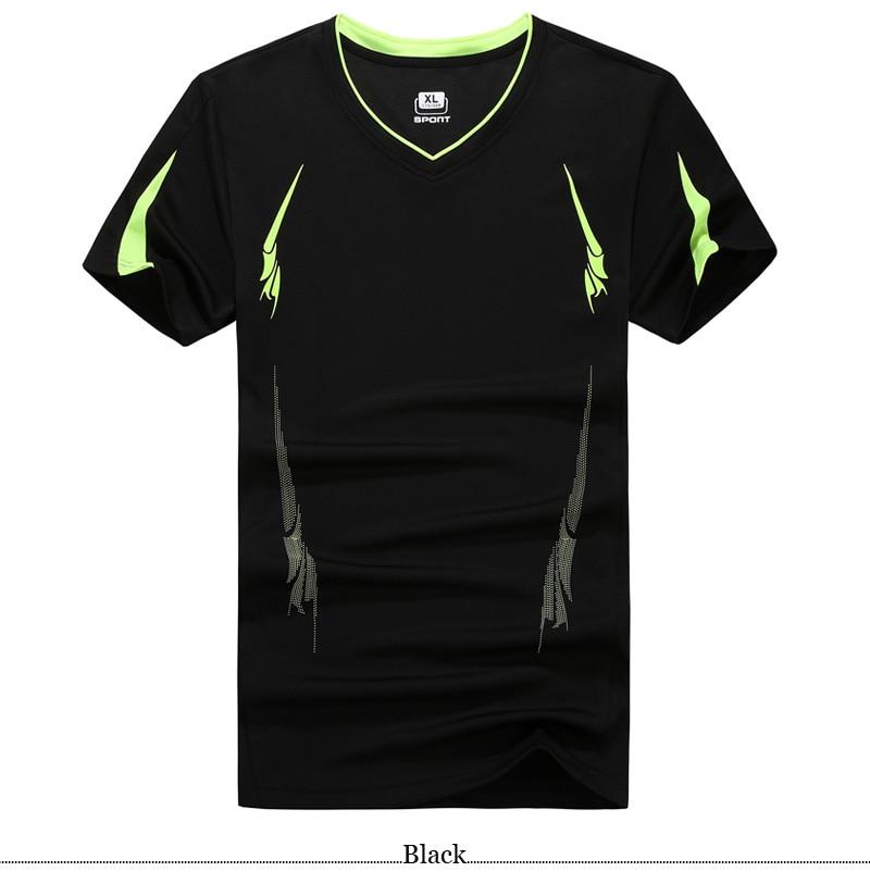 5c14e80ce Подробнее Обратная связь Вопросы о XIYOUNIAO плюс размер M ~ 7XL 8XL 9XL  обтягивающая мужская кофта с коротким рукавом футболка сплошной цвет  Быстрый сухой ...
