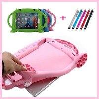 Silicone Durable Cas Pour Ipad Air 9.7 Pouce Robuste Enfants bébé antichoc Housse De Protection Pour Ipad Air 1 ipad 5 9.7