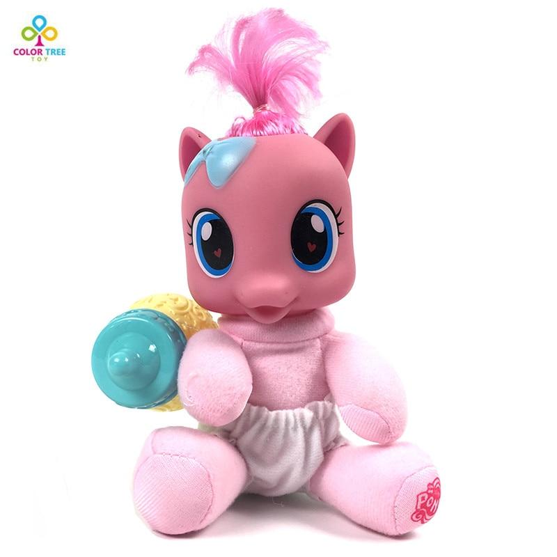 My Cute Lovely Little Horse Cartoon Figures Horse Doll For Girl Little Horse Pony -3