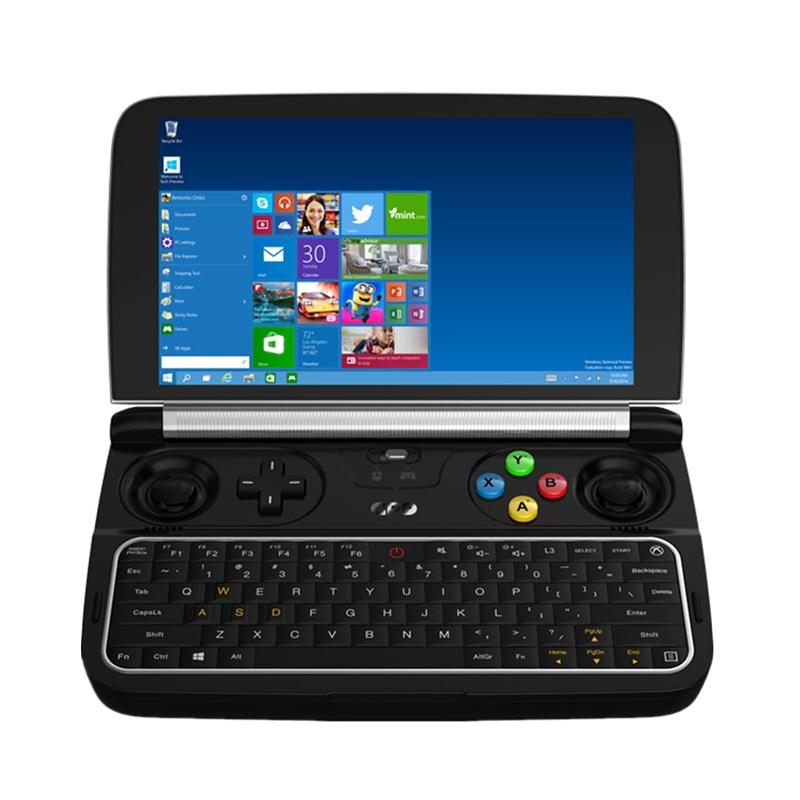 Pré-vente GPD WIN 2 poche Mini PC ordinateur Portable ordinateur Portable Console de jeu Portable 6 pouces écran de H-IPS Win 10 système 8 GB/128 GB SSD