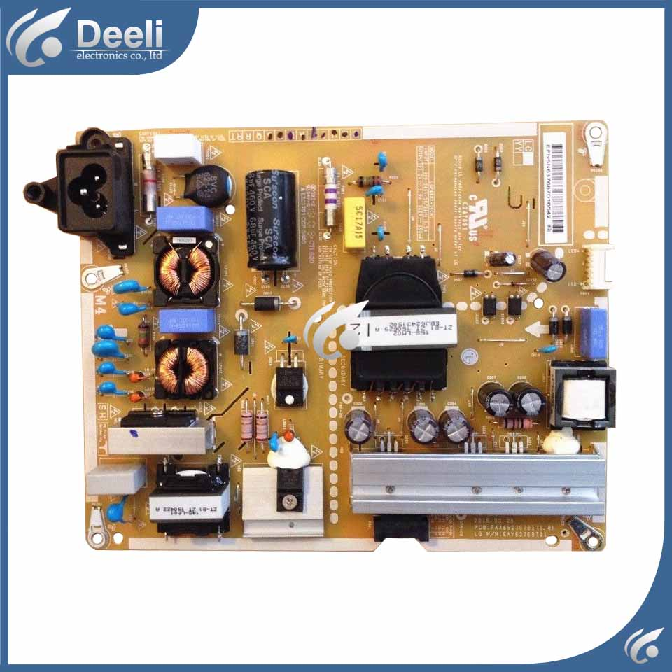 все цены на New Power Supply board 49LF5400-CA EAX66230701 LGP49B(I)-15CH1 used board онлайн