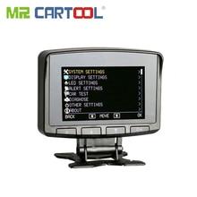X50 PRO Obd2 HUD Display Car Computer Speedometer OBD 2 II Meter Water Speed Alarm Auto Dashboard Tester Digital Diagnostic Tool