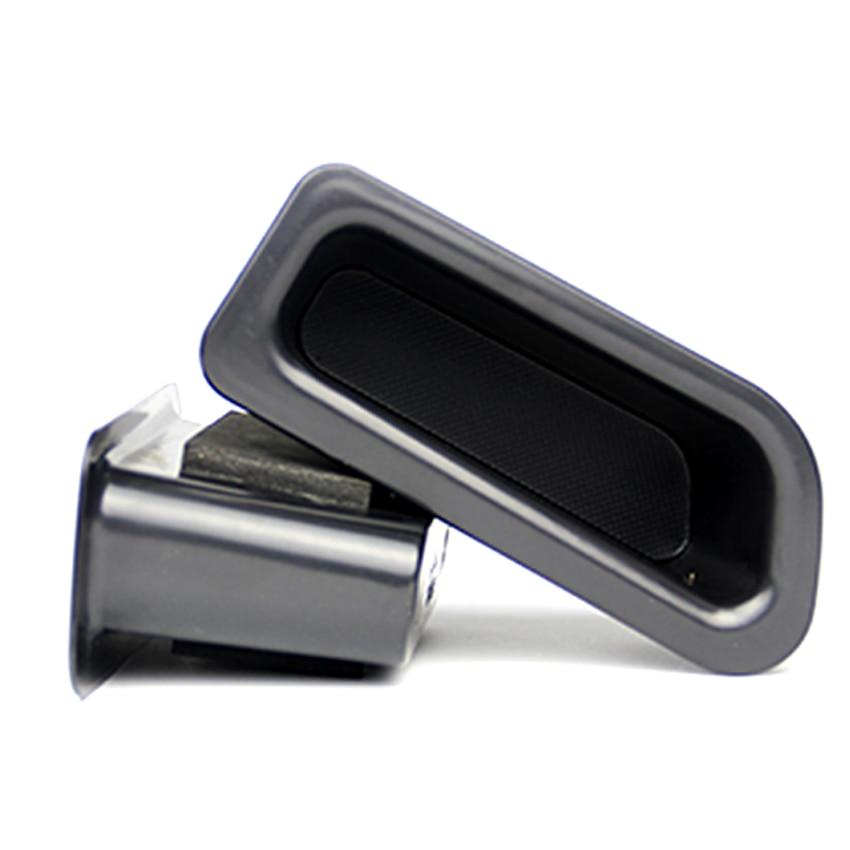 Untuk Volvo XC60 2010-2017 Pintu Mengendalikan Armrest Storage Box - Aksesori dalaman kereta - Foto 3