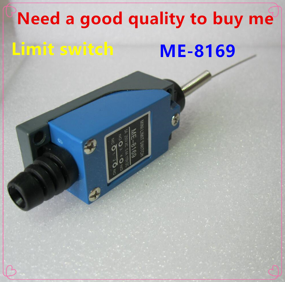 5Pcs New Waterproof ME 8169 Momentary AC Limit Switch For CNC Mill ...
