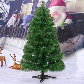 0.9m / 90cm Encrypted Christmas green tree new year gifts Christmas home office decorations