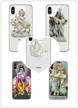 The mystery of Indian Buddhisms Soft silicone TPU Phone Case For iPhone 5 5S SE 6 6S Plus 7 7Plus 8 8Plus X XS XR XS MAX(China)