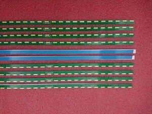Image 3 - 新 15 セット = 30 個 46LED 537 ミリメートル LED バックライトストリップ 49 インチ FHD R L タイプ G1GAN01 0791A G1GAN01 0792A lg 49LF5400 MAK63267301