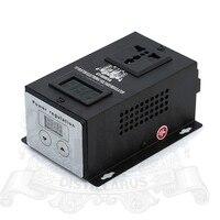 6000W Thyristor Electronic Voltage regulator 0 220V . REAL Rated power 6000W. Single phase 220V 50Hz