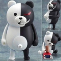 NEW hot 10cm Q version Danganronpa Trigger Happy Havoc monokuma movable action figure toys collection christmas toy doll