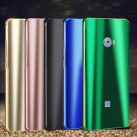 For Xiaomi Note2 Case Luxury Colorful Plating Metal Aluminum Frame Phone Case Cover For Xiaomi 5