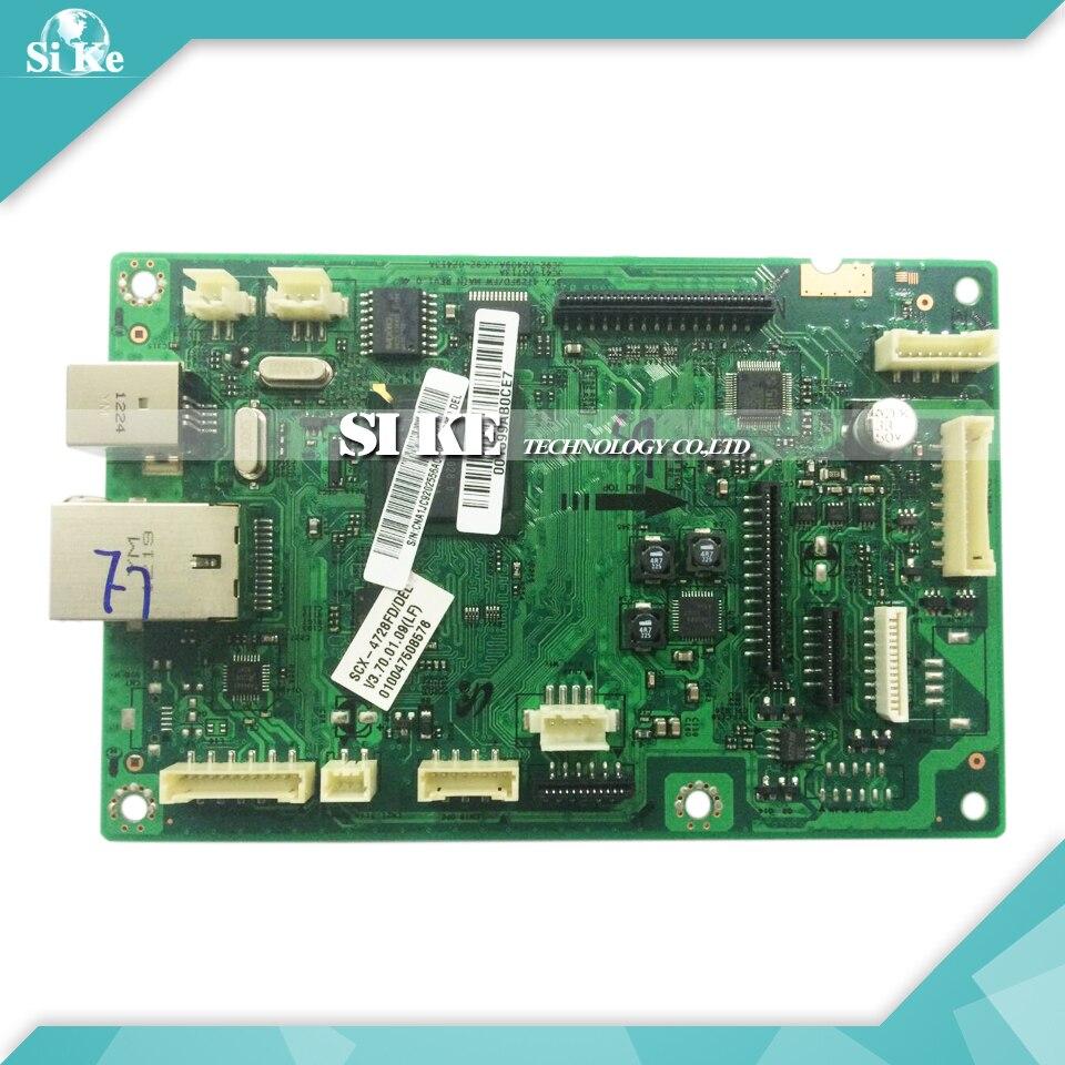 Laser Printer Main Board For Samsung SCX-4728FD SCX-4728HN 4728FD 4728 4729 4729HD 4729HW Formatter Board Mainboard Logic Board laser printer main board for samsung scx 4300 scx 4300 scx4300 formatter board mainboard logic board