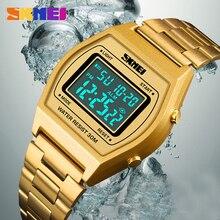 672e0560c32 SKMEI Relógio de Esportes Ao Ar Livre Das Mulheres Dos Homens Top De Luxo  Da Marca