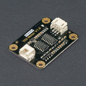 Image 4 - DFRobot Gravity Módulo de Sensor TDS analógico, 3,3 5,5 V, conductividad de solubilidad en agua para detección de calidad del agua