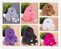 Rabbit Fur Pendent Bag Car Tag Keychains Charm Cute Rabbit Toy