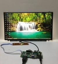 17.3 inch 1920*1080 IPS Screen Display HDMI VGA Driver Board LCD Panel Module Monitor Laptop PC Raspberry Pi 3 Car eyoyo em13n 13 3 monitor full hd 1920 1080 hdmi lcd monitors with hdmi vga video audio cctv pc gaming monitor raspberry pi