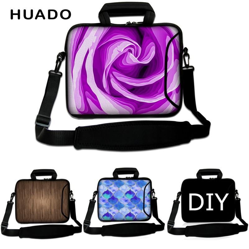 13 13.3 14 15 15.6 17 Neoprene laptop bag women messenger bags for macbook/hp/acer/lenovo etc