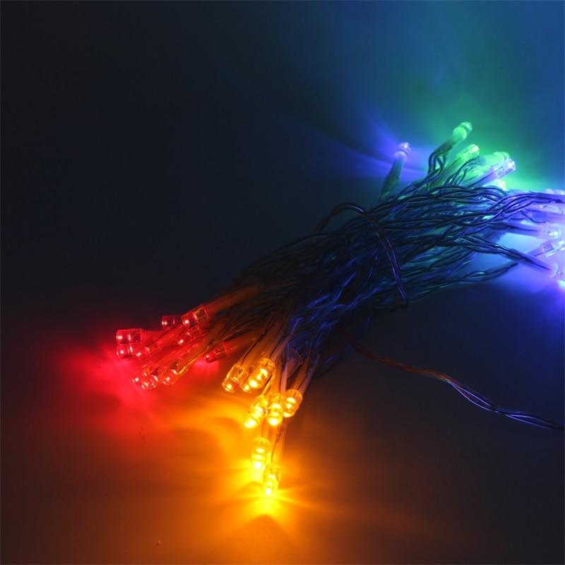SZYOUMY 4M 40 жарықдиодты шамдар Mini LED String - Мерекелік жарықтандыру - фото 6